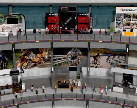 Exhibitor halls.06.31 PM